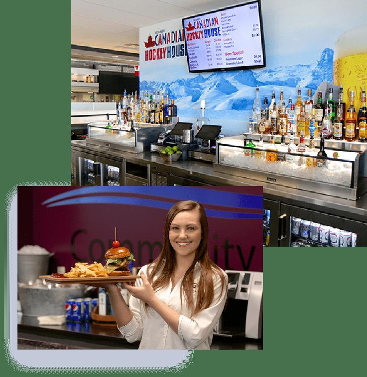 Canalta Centre Bar